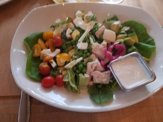 Bedford, Nueva Hampshire: Chopped Salad