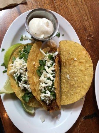 Campton, KY: Beef tacos