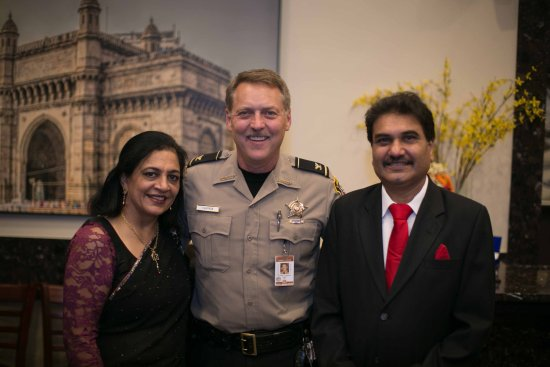 Ashburn, VA: Loudoun County Sheriff Mike Chapman