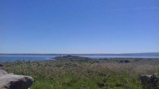 Kilrush, Irland: View