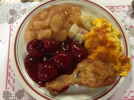 Thurmont, MD: Delicious Country Cooking at it's Best! Oh, So GOOD!! Don't forget the dessert!