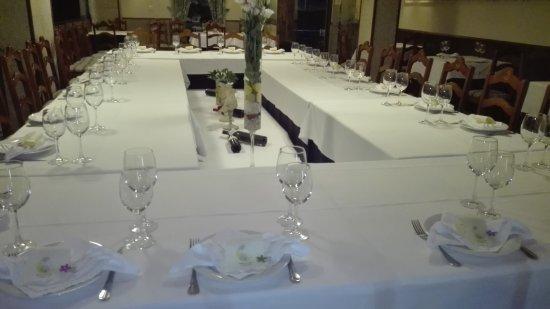 Mondariz, Spanje: Mesa
