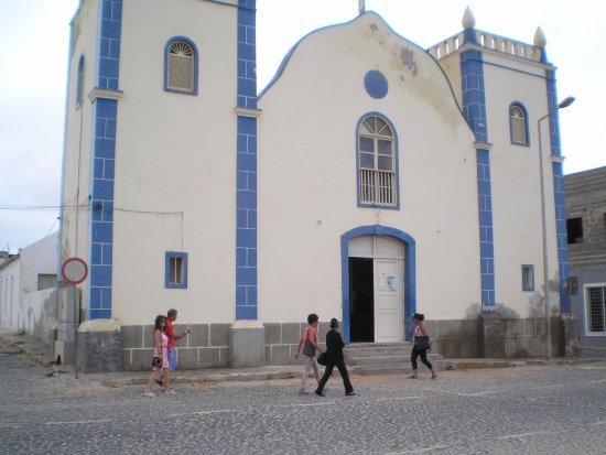 Sal Rei, Capo Verde: Kostelík