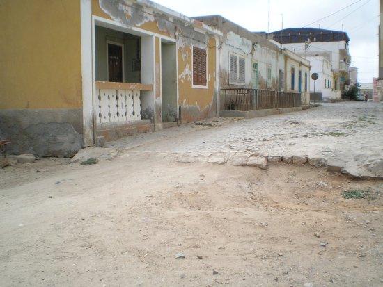 Sal Rei, Capo Verde: Tak se tam bydlí,žádný luxus