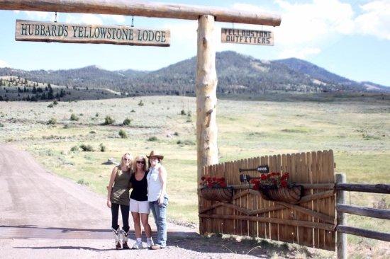 Foto de Hubbard's Yellowstone Lodge