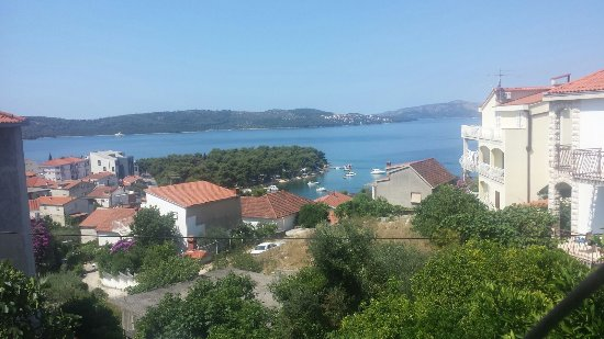 Ciovo Island, Croacia: Bay Area