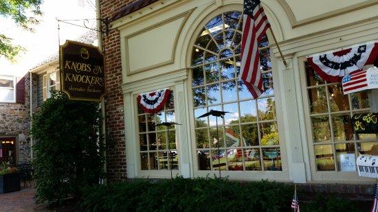 Lahaska, Pensilvanya: Una tienda