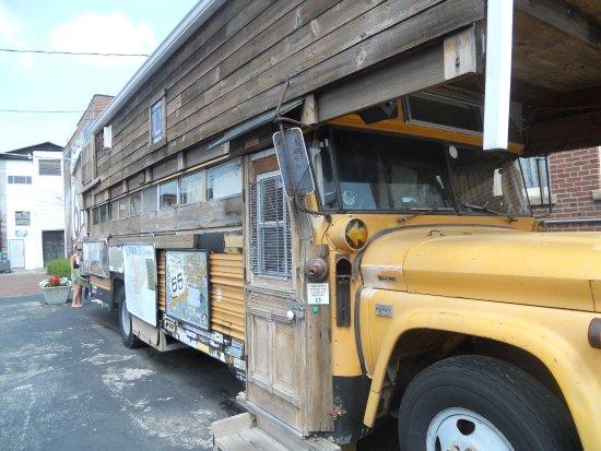 Pontiac, إلينوي: Bob Wildmire's truck