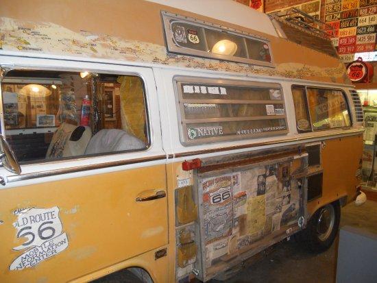 Πόντιακ, Ιλινόις: Bob waldmire's truck