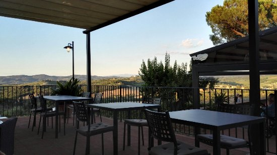 Montespertoli, Italy: Ristorante Borgo Divino