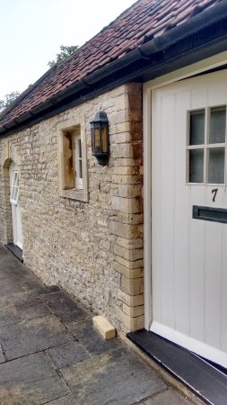 Wick, UK: Stay in the annexe ...