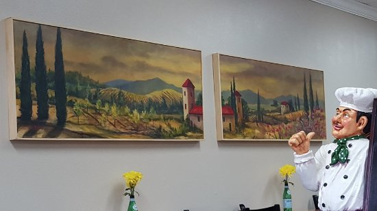 New Port Richey, FL: Original art by Lance Rodgers at Jersey Boy's Deli