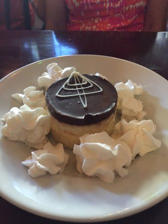 Los Gatos, CA: Boston Cream Pie