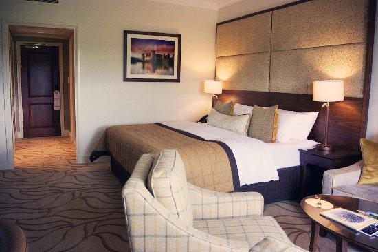 Signature room - 6th Floor - Picture of Celtic Manor Resort, Newport ...