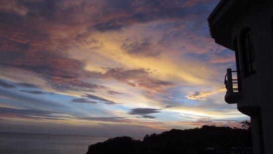 Villa Noche, San Juan Del Sur, Nicarauga Sunset