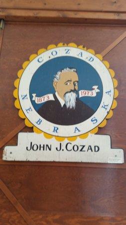 Bilde fra Cozad