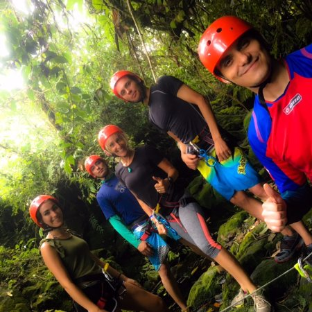 Turrialba, Κόστα Ρίκα: Awesome Canyoning!