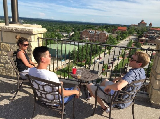 The Nest on Ninth at The Oread
