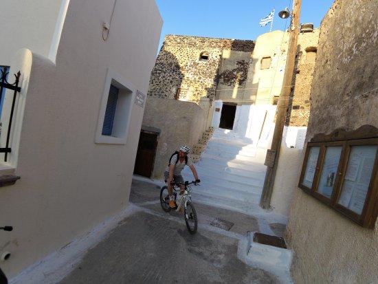 Karterádhos, Hellas: Emporio village