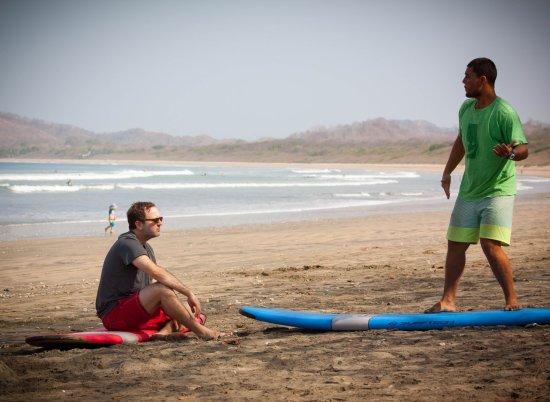 Playa Grande, Kostaryka: Surf Lesson YouAreCostaRica