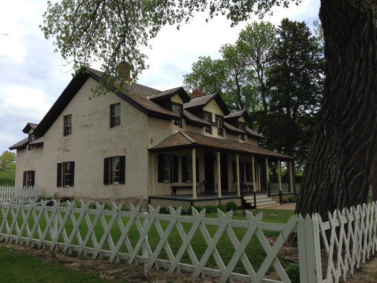 Burwell, NE: Officers' quarters