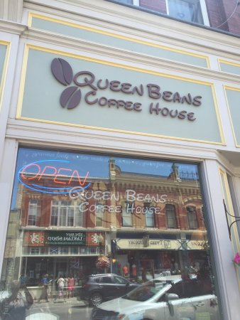 ‪Queen Beans Coffee House‬