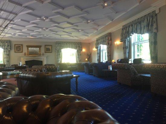 Whittlebury Hall Room Service
