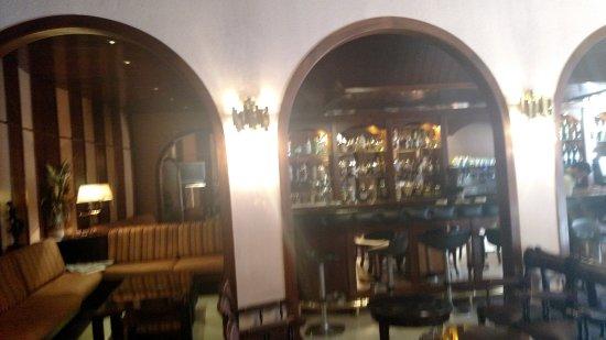 Hotel Pyrenees: Bar