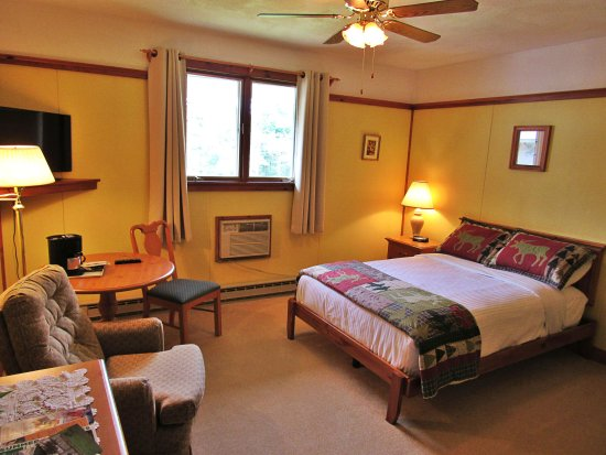 Twin Mountain, Nueva Hampshire: 1 Full Sized bed