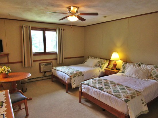 Twin Mountain, Nueva Hampshire: 2 Full Sized Beds