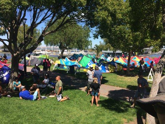 Pittsburg, Kalifornien: kite comp