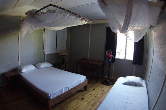Villa Gaia: Chambre 2 - étage