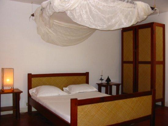 Villa Gaia: Chambre 3 - Niveau piscine