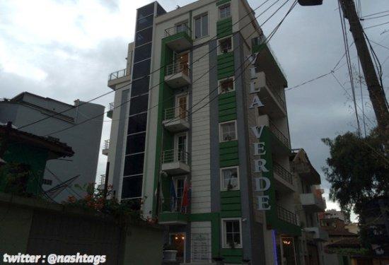 Hotel Boutique Vila Verde : Hôtel depuis Rruga Isa Boletini