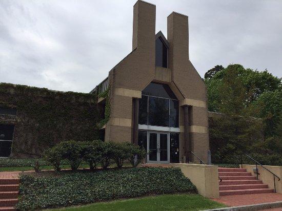 Rochester, NY: The Main Entrance