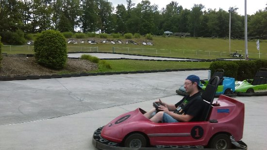 Donegal, PA: Go carts