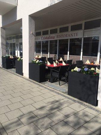 Ottobrunn, Alemania: Restaurant Cristalina