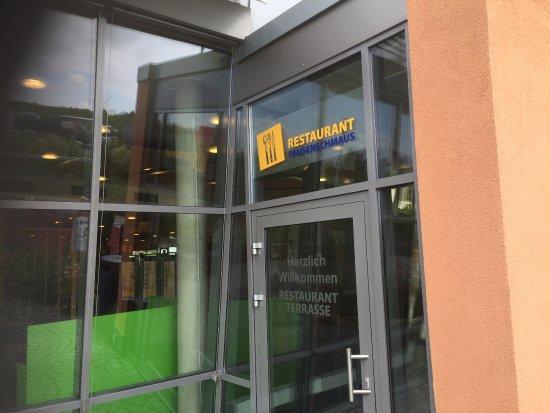 Porta Westfalica, Germany: de entree