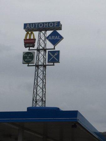 Porta Westfalica, Germany: Autohof