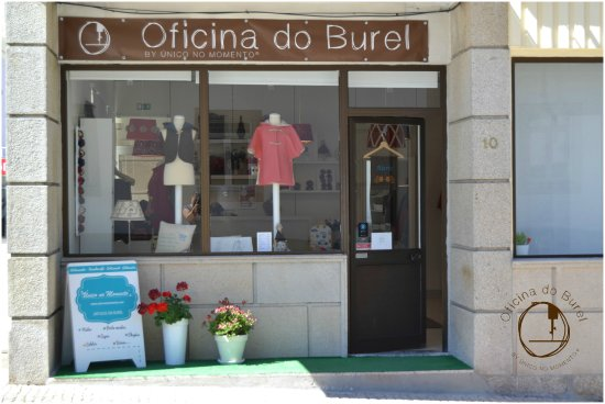 Oficina do Burel - by Unico no Momento