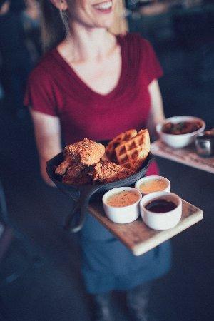 Woodinville, Waszyngton: Fried Chicken Wednesday