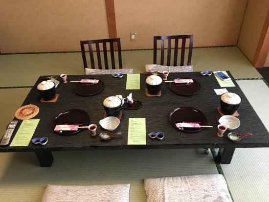 Taketoritei Maruyama: private dinning room