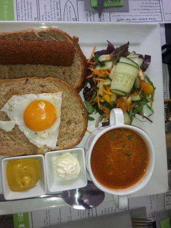 't Brabants Genot: Lunch