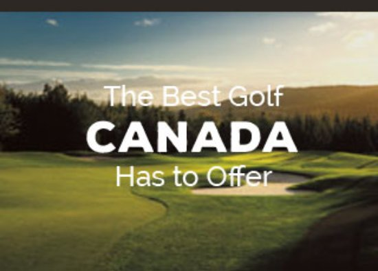 Margaree Harbour, Canadá: Golf