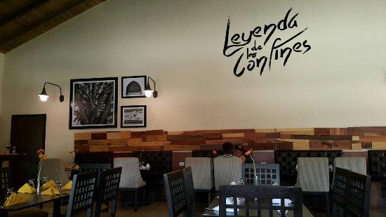 Gracias, ฮอนดูรัส: Leyenda de los Confines Restaurante