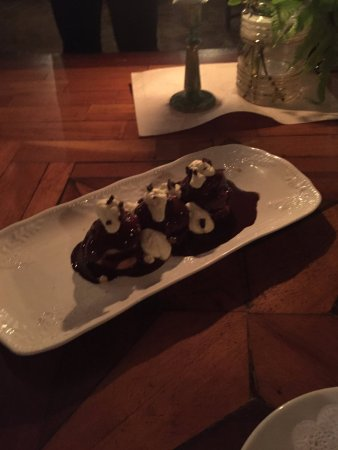 Cocles, Costa Rica: Profiteroles