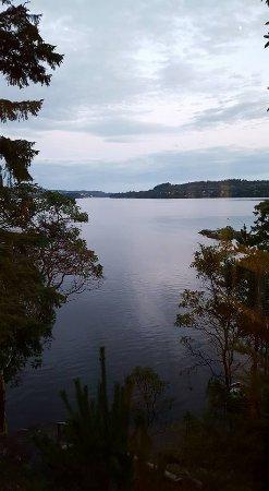 Sechelt, Καναδάς: View from the cabin