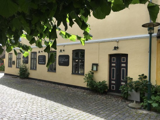 Restaurant Beghuset : View