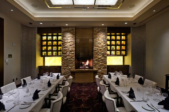 Pines Steakhouse: Newly redesigned Pines Modern Steakhouse