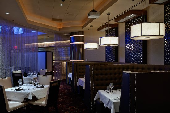 Pines Steakhouse : Newly redesigned Pines Modern Steakhouse